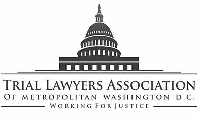Washington DC Trial Lawyers Association Logo