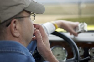 Trucking Taboo: Eating & Distracted Driving in the Cab | Truck Accident Attorney